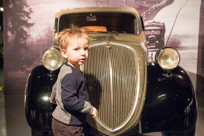 museo automobile